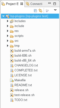 Linux Studio Plugins Project